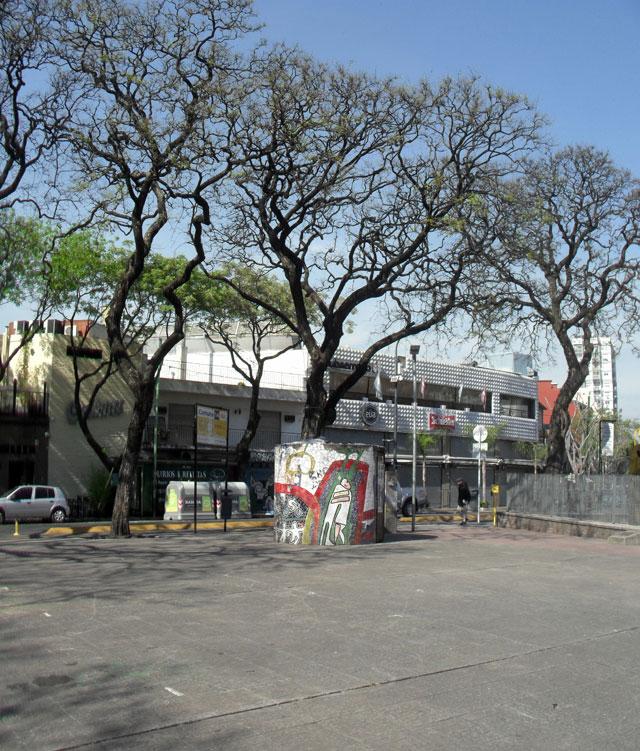 Plaza Serrano (Plazoleta Julio Cortazar)