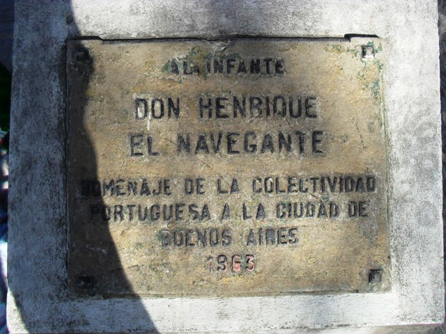 Plazoleta Don Henrique el Navegante
