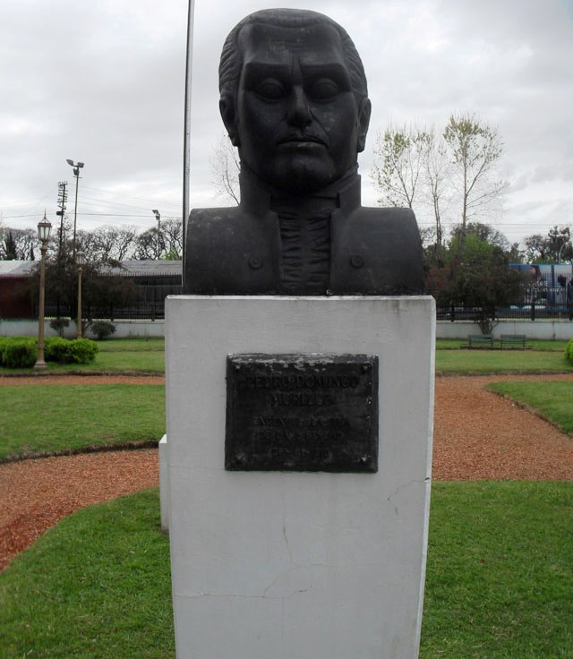 Plaza Republica de Bolivia